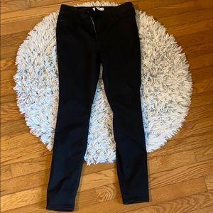 Abercrombie & Fitch Black Skinny Legging Jeans